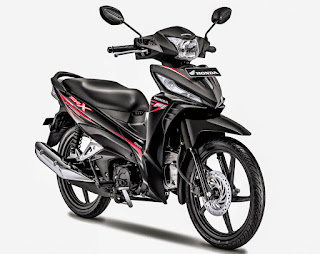 Warna New Honda Revo X 2017 Model Design Terbaru