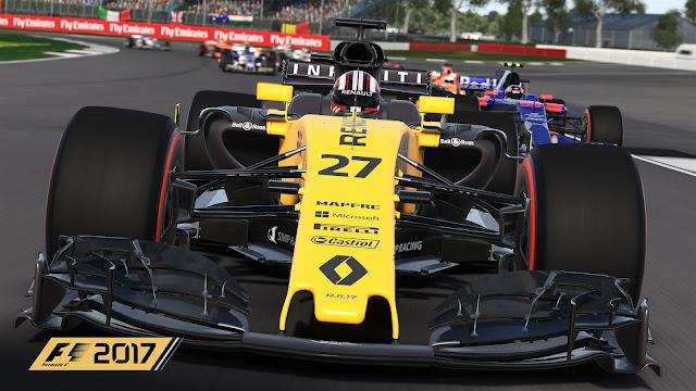 F1 2017 añade modo fotografía, colores, patrocinadores y más