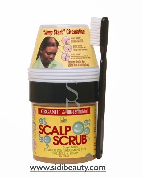 ORS Scalp Scrub