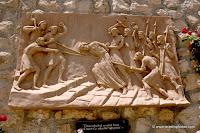 Каникулы в Израиле (Путеводитель) - христианских святынь: Церковь Св. Петра в Гелликанту.