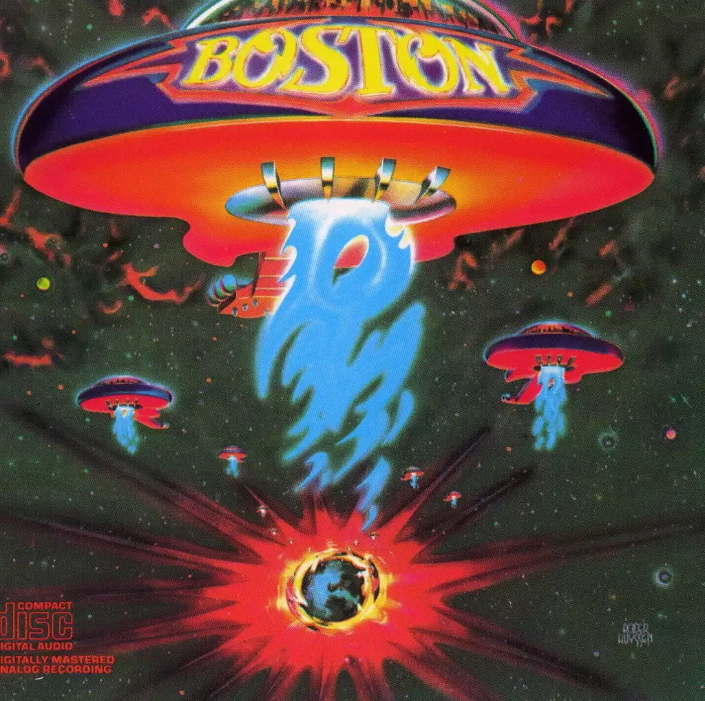 Boston Radio Stations >> Music In Review: Boston - More Than a Feeling