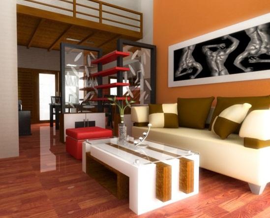 Model Desain Ruang Tamu Rumah Minimalis Terbaru  Model Desain Ruang Tamu Rumah Minimalis Terbaru 1 Lantai