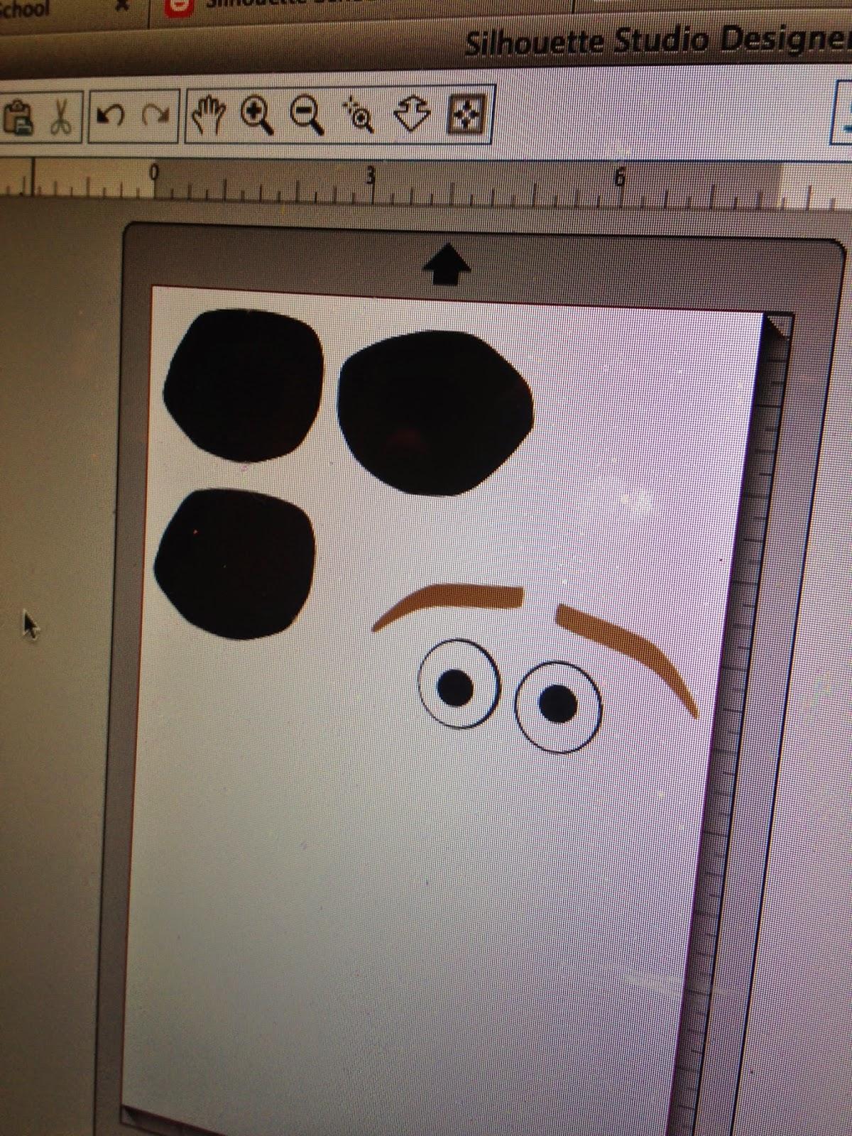 Felt, cut, Silhouette, Silhouette tutorial, Silhouette Studio