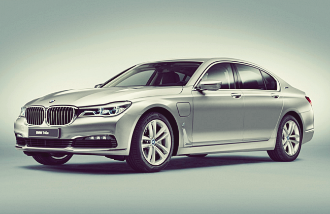 BMW 740e iPerformance Plug-in Hybrid