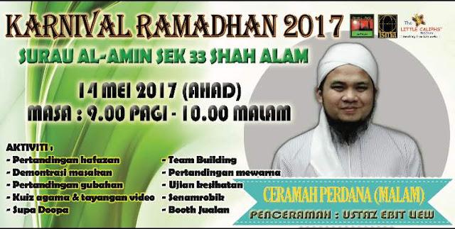 Karnival Ramadhan 2017