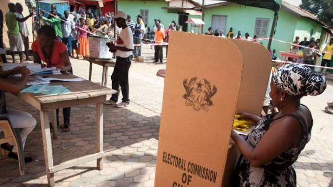 2016 polls: Journalists, security officers, others vote today
