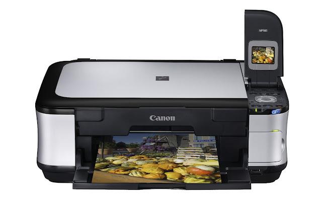 Canon Pixma MP560 Printer Driver Download