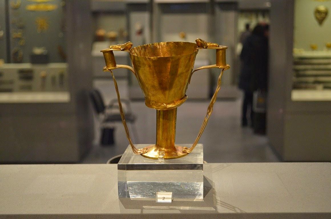 I Viaggi di Raffaella Atene il Museo Archeologico Nazionale