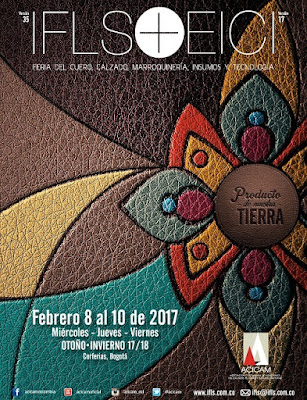 INTERNATIONAL FOOTWEAR AND LEATHER SHOW 2017 – BOGOTÁ