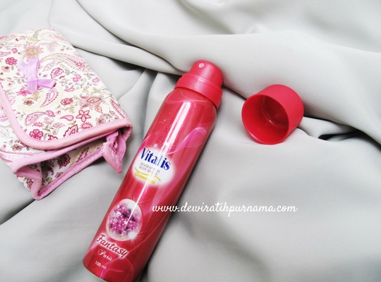 Vitalis Glamorous Fragranced Body Spray