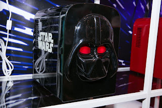 Darth Vader mini fridge