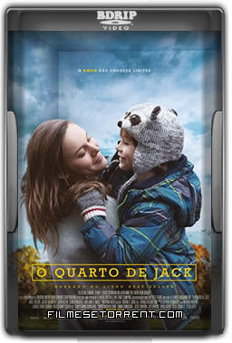 O Quarto de Jack Torrent BDRip Dual Áudio 2016
