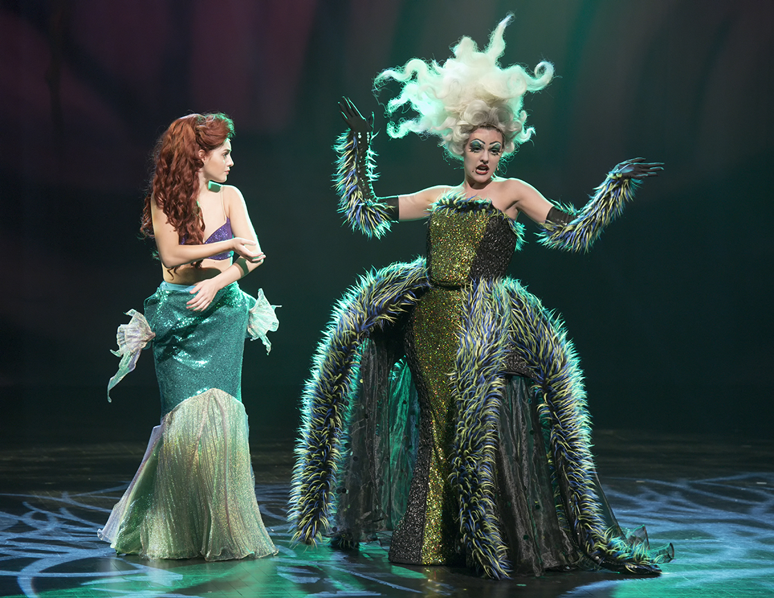 PHX Stages: reviews - DISNEY'S THE LITTLE MERMAID - Valley ...