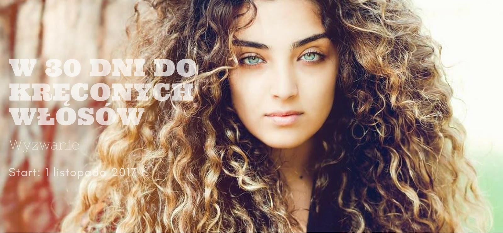 wyzwanie | włosy | kręcone | loki
