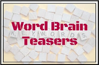 Word Brain Teasers