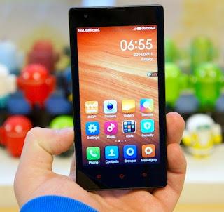 Harga HP Xiaomi Redmi 1S - Gambar Xiaomi Redmi 1S