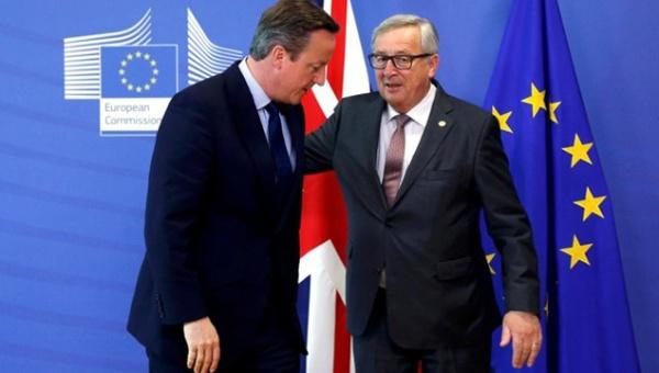 Líderes europeos pedirán a Cameron esclarecimiento del brexit