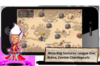Apoc Wars Clash Of Zombies Mod Apk Hack Without Survey Download Free For Android