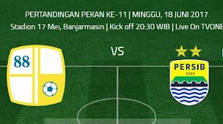 Persib Bandung Waspadai Barito, Sergio Bakal Dimainkan