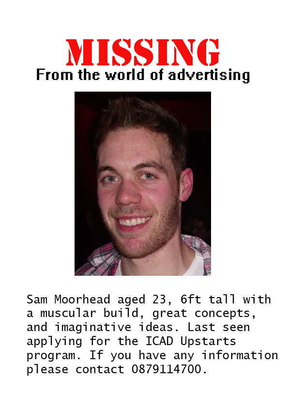 funny missing person template - Missing Persons Poster Template
