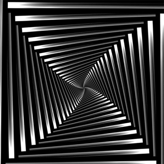 illusion illusions eye optical trick eyes amazing mind op brain teasers tricks play awesome cool portal stairs things deviantart ending