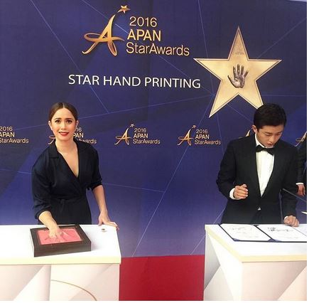 Double Win for Jessy Mendiola: First Filipina to Ever Win Best Asia Pacific Star in APAN Awards and Met DOTS Actor Song Joong Ki!