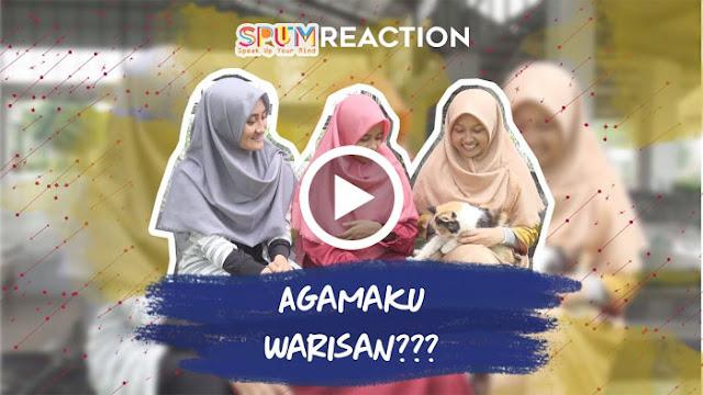 Video Tamparan Keras untuk Afi dari Remaja Muslimah Cerdas Ini Buat Netizen Bangga