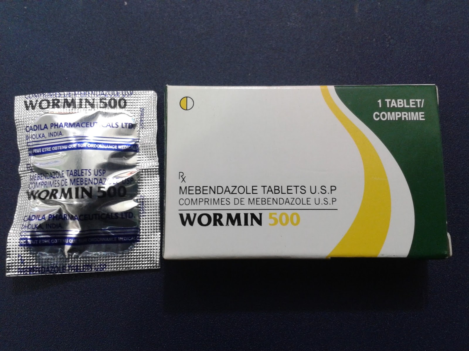 Cheap Generic Vermox Pills