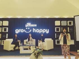 Grow Happy: Anak Hebat, Orangtua Terlibat