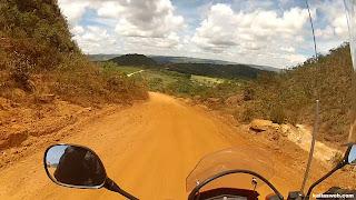 Pelas estradas do Caminho dos Diamantes - Estrada Real.