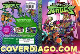 Rise of the teenage mutant ninja turtles - Tortugas ninja
