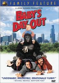 Baby's Day Out (1994) BRRip 480p 300MB Dual Audio | Latest