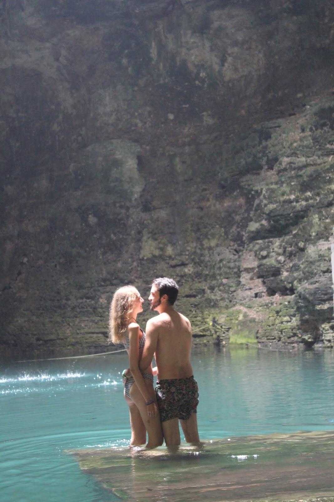 cenote hubiku qué excursiones hacer riviera maya mexico