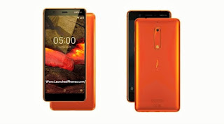 are launched inwards Russian Federation today later on the Nokia  Nokia 5.1 2018 vs Nokia 5: Which 1 is better?