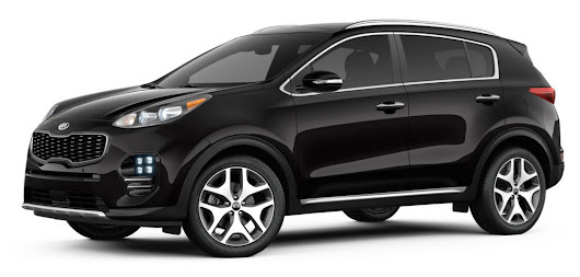 Feature-rich Family Fun - That's the 2017 Kia Sportage