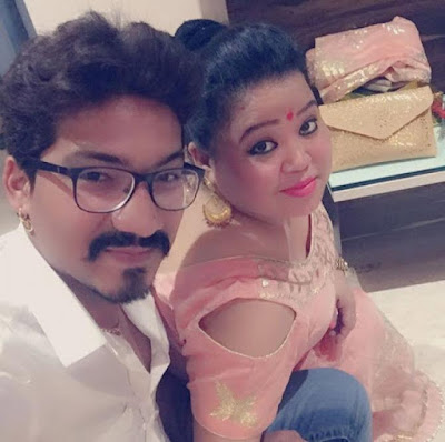 harsh-bharti-singh-engagement