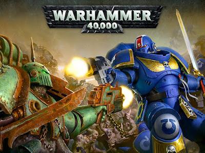 """Warhammer 40.000"" 8ª edición."