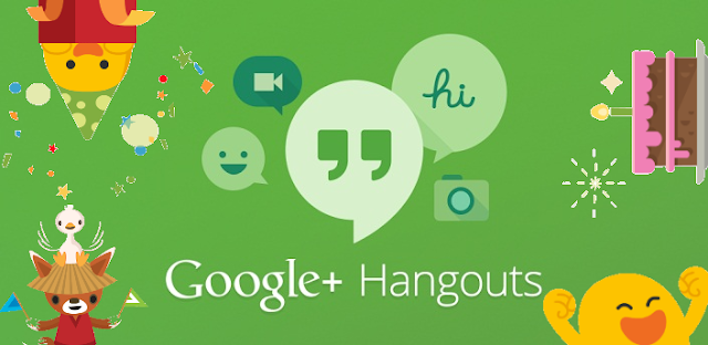 Hangouts ahora lanza emojis animados con ciertas palabras
