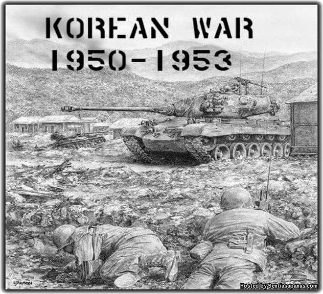 Perang Korea (1950-1953) Yang Mengorbankan 2 Juta Nyawa!