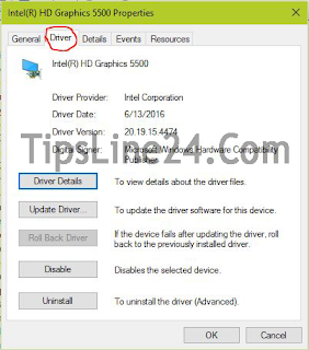How to update graphics driver in windows 10