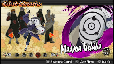 Naruto Ultimate Ninja Impact Mod Tobi White Mask Apk Gratis