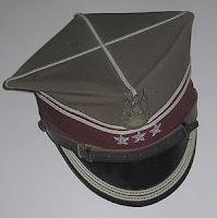 WW2 Military Uniform - Polish Rogatywka - Insignia of Colonel