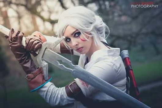 Interview with UK Cosplayer Aimee Swift