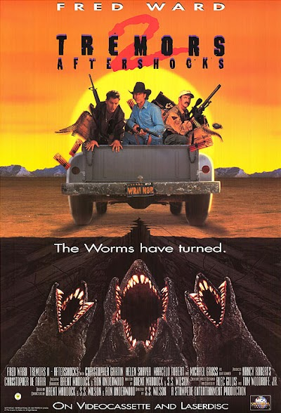 Tremors II: Aftershocks (1992) BluRay 480p & 720p