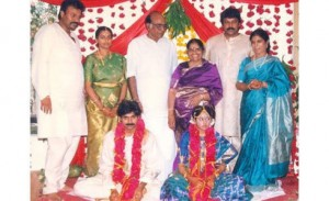 Pawan Kalyan, Tollywood Actors, Pawan Kalyan first wife photo, pawan kalyan first marriage photo, chiranjeevi family