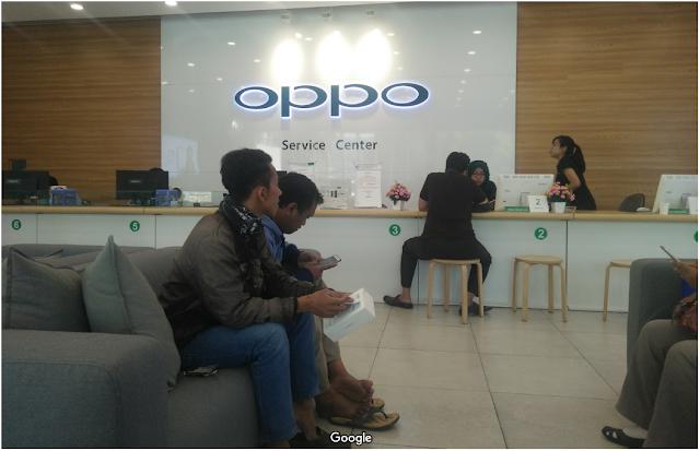 Oppo Service Center Gubeng Surabaya