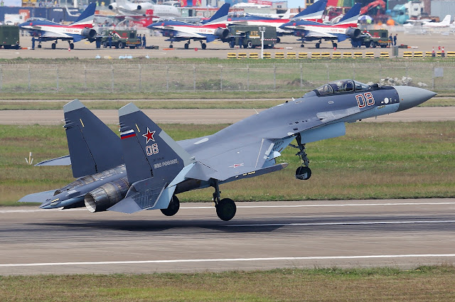 sukhoi su-35 russian air force