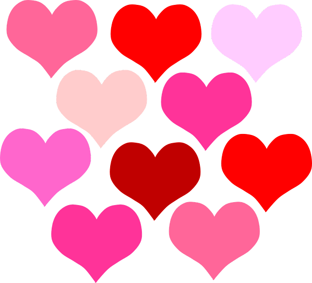 Free Heart Cliparts6