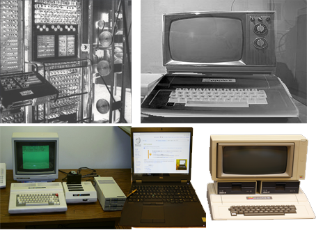 Different Generations Of Computer 1st To 5th Short Biography