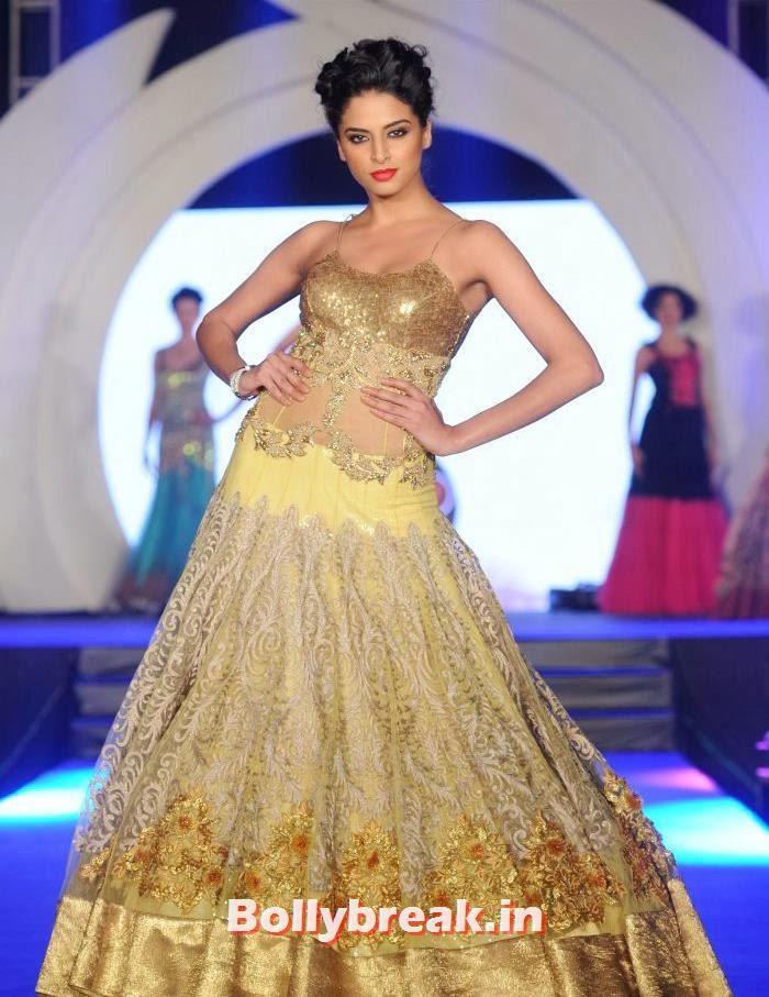 , Rohit Verma's Fashion Show Pics